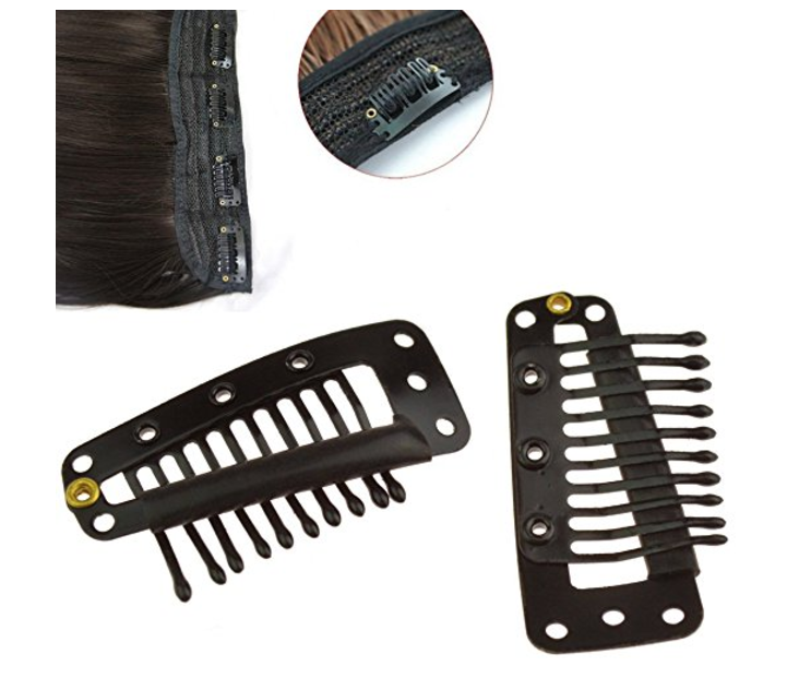 snap comb clips
