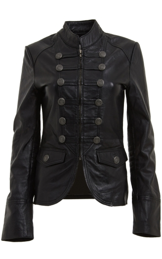 Womens-Black-Military-Style-Leather-Blazer-Jacket-2.jpg